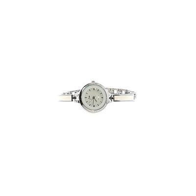 JW Watch: Silver...