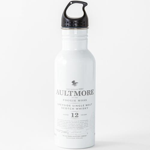 Premium Aultmore Classic Whisky Wasserflasche
