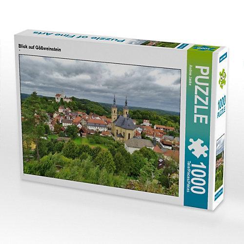 Blick auf Gößweinstein Foto-Puzzle Bild von Andrea Janke Puzzle