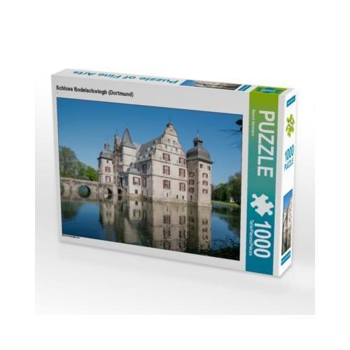 Schloss Bodelschwingh (Dortmund) Foto-Puzzle Bild von Bernd Hermann Puzzle