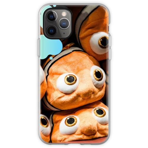 Nemo Stofftiere Flexible Hülle für iPhone 11 Pro