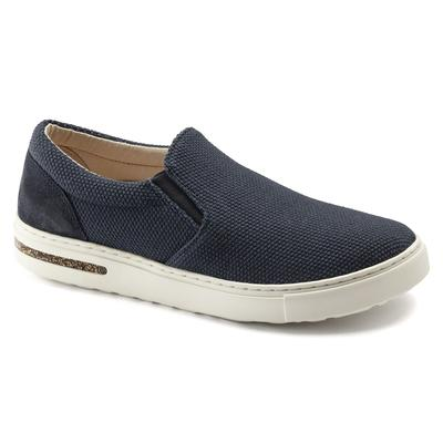 BIRKENSTOCK Oswego Canvas/Suede Midnight Low Shoes