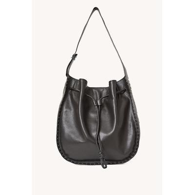 Nanine Drawstring Shoulder Bag