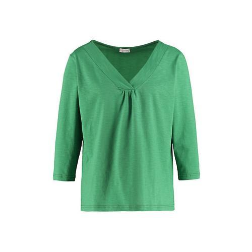 Deerberg Damen Shirt Herlinde grün