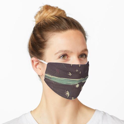 Defekte Abmessungen Maske