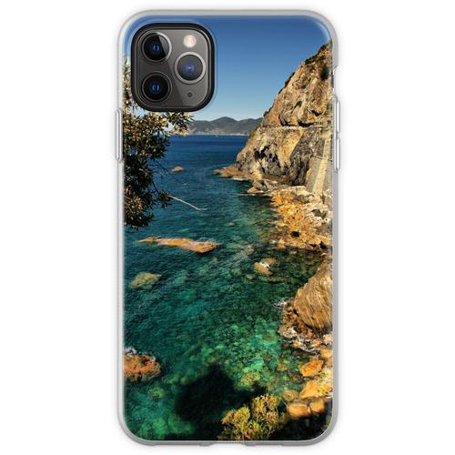 Ligurische Küste Flexible Hülle für iPhone 11 Pro Max