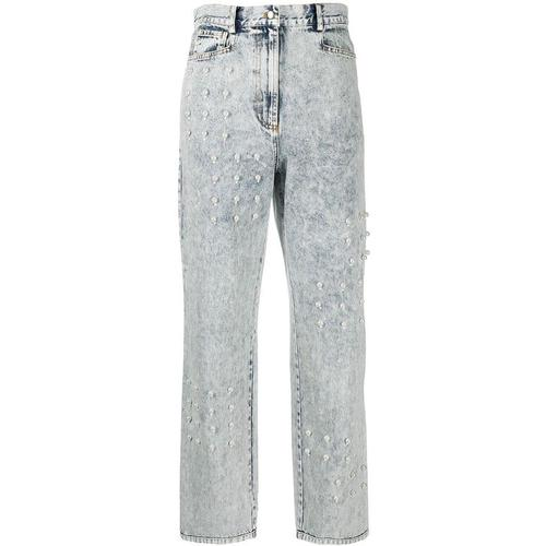 Sea Verzierte Jeans