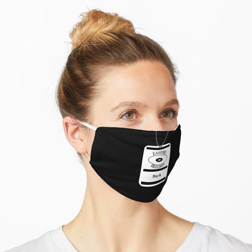 Empire Records Namensschild || Kennzeichen Maske