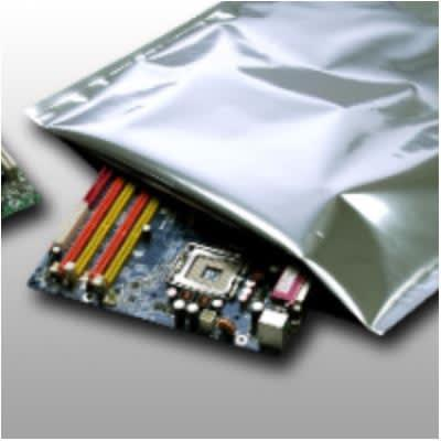 LK Packaging BB361618 Barrier Bag for Electronic Components – 16″ x 18″, 3.6 mil, Gray