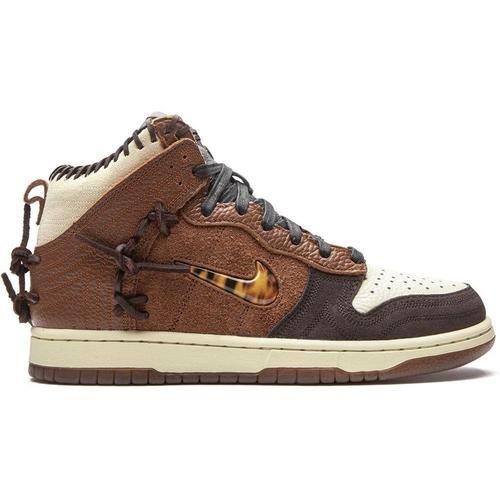 Nike X The Bodega Dunk High Sneakers