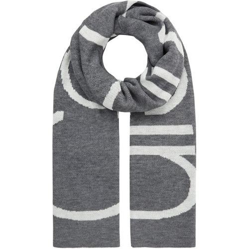 Calvin Klein Schal mit Logo-Muster