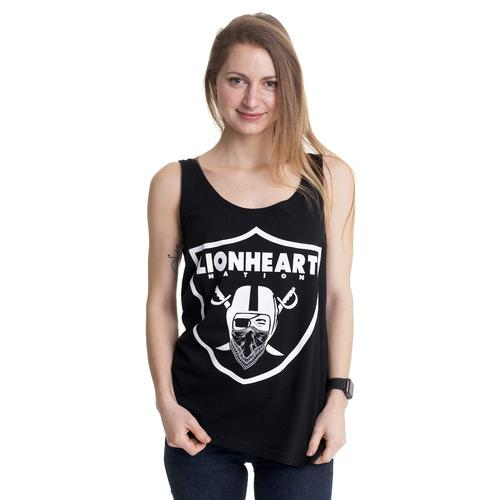 Lionheart - Bow Down - Tanks