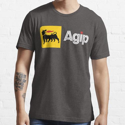 Agip Motoröle Auto Essential T-Shirt