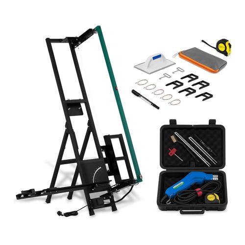 Pro Bauteam Styroporschneider Set Alucutter - 200 W und Handschneider Styrocutter - 250 W ALUCUTTER Set