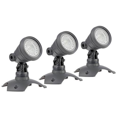 Oase Unterwasserbeleuchtung 'LunAqua 3 LED' 3er-Set