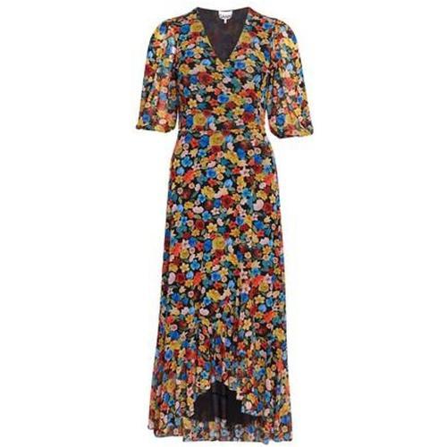 Ganni Bedrucktes Kleid