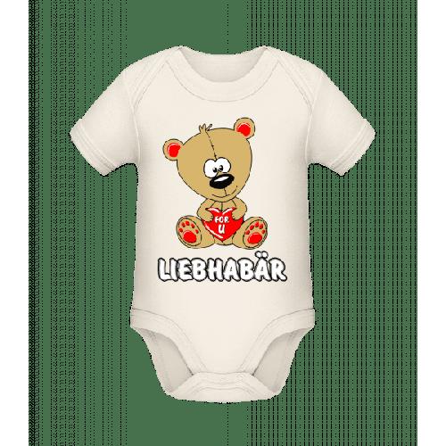 Liebhabär - Baby Bio Strampler