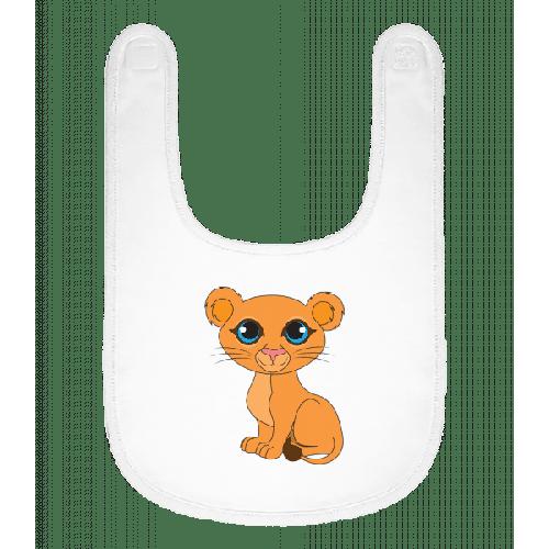 Baby Löwe - Baby Lätzchen