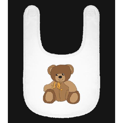 Baby Comic - Bär - Baby Lätzchen