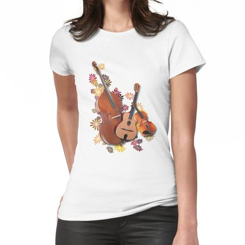Manouche Jazz 2 Frauen T-Shirt