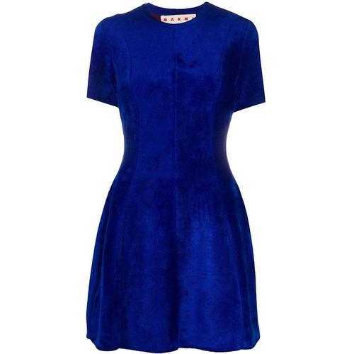 Marni Kleid mit elastischem Bund