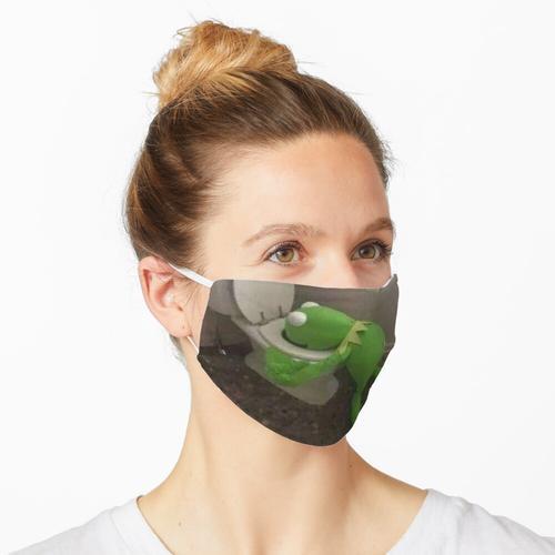 Kermit Party Wandteppiche Wandteppich Maske
