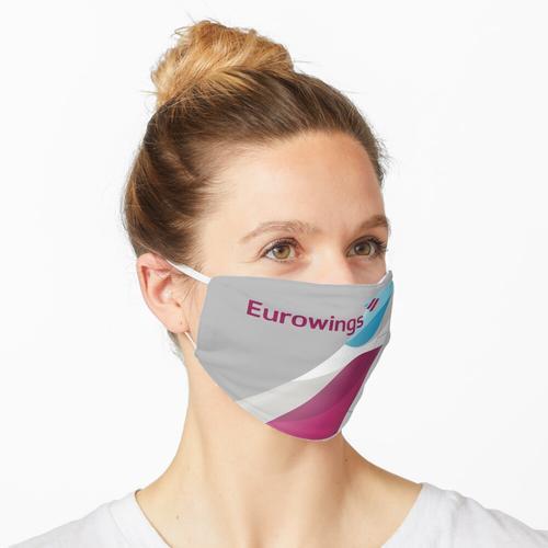 Eurowings Logo Maske