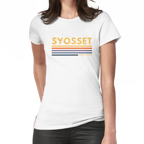 Syosset New York Frauen T-Shirt