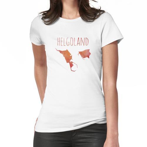 Helgoland Frauen T-Shirt