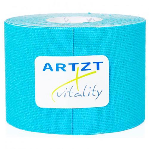 ARTZT vitality - Kinesiologisches Tape - Kinesio-Tape Gr 5 m schwarz