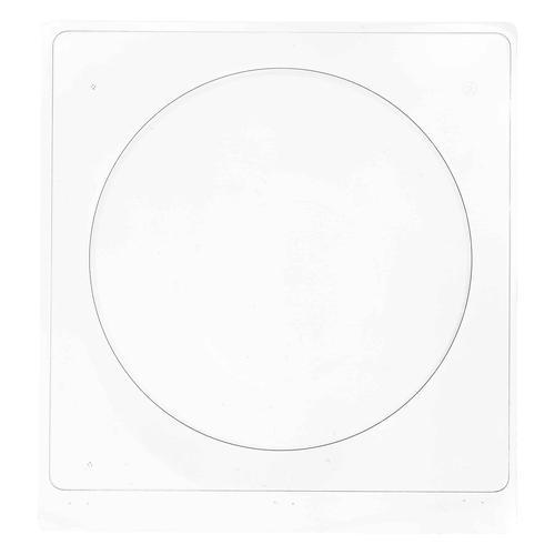 Rayher Gießform Kreis, 25 cm Ø
