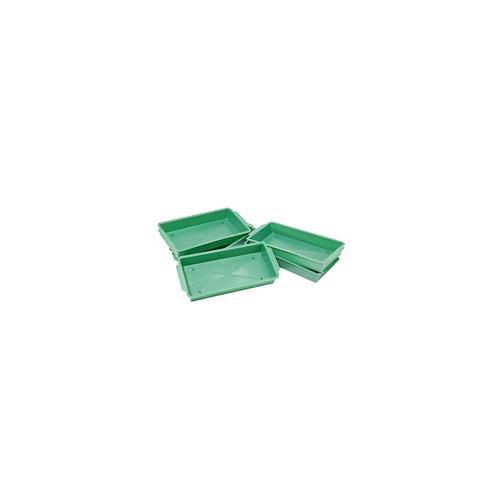Plastikschalen, 26 x 12,5 cm, 5 Stück