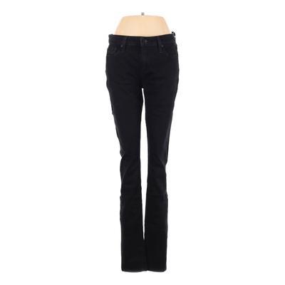 Joe's Jeans Jeans - Low Rise: Black Bottoms - Size 28
