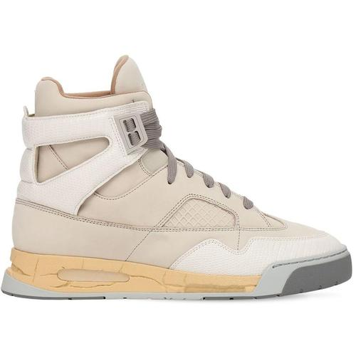 Maison Margiela 35mm Hohe Ledersneakers