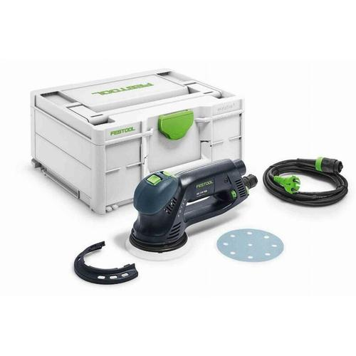 Getriebe-Exzenterschleifer RO 125 FEQ-Plus ROTEX - 576029 - Festool