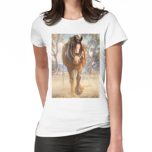 Das Clydesdale Frauen T-Shirt