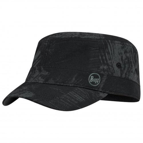 Buff - Military Cap Gr S/M schwarz