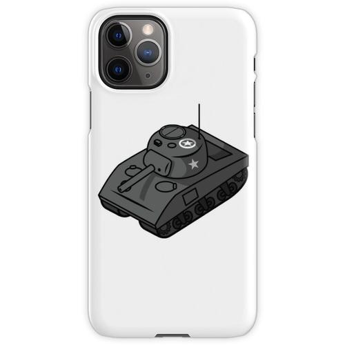 Kleiner Sherman Panzerstahl iPhone 11 Pro Handyhülle