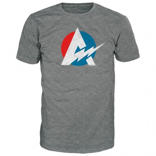 Alprausch - Blitzableiter T-Shirt Gr S grau