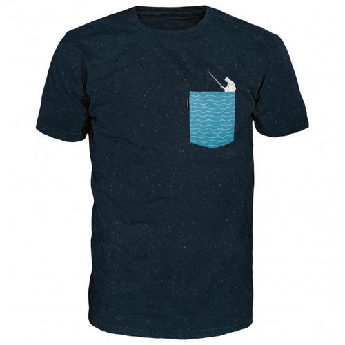 Alprausch - Fischer Täschli T-Shirt Gr L schwarz