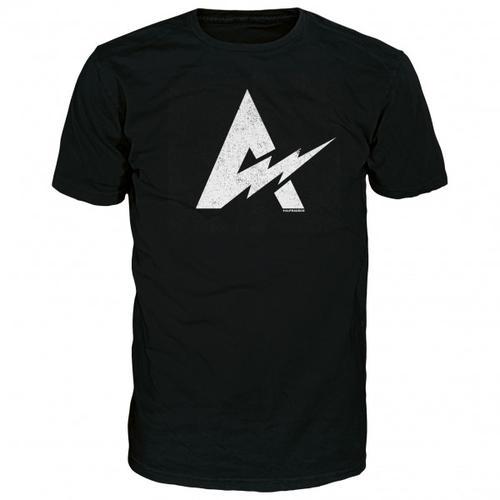 Alprausch - Blitzableiter Cotton T-Shirt Gr XXL schwarz