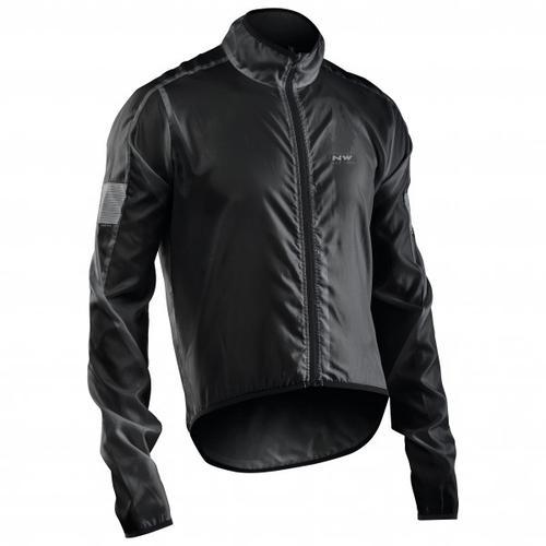 Northwave - Vortex Jacket - Fahrradjacke Gr L schwarz