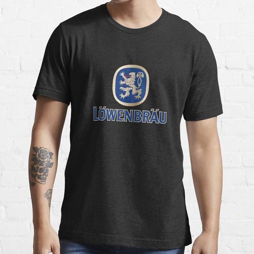 Löwenbräu Bier Essential T-Shirt