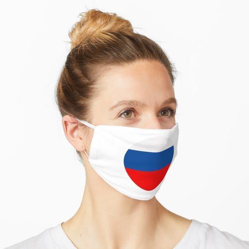 Russland, Russland, Russland Maske