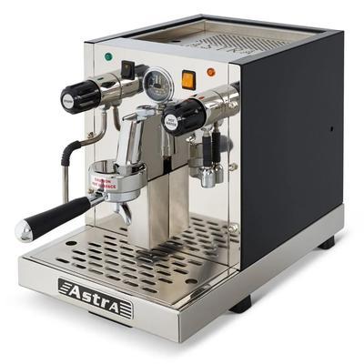 Astra GS 022 Semi Automatic Espresso Machine w/ (1) Group, (1) Steam Valve, & (1) Hot Water Valve - 220v/1ph