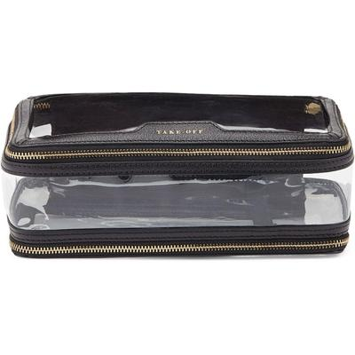 In-flight Travel Case - Black - Anya Hindmarch Cases