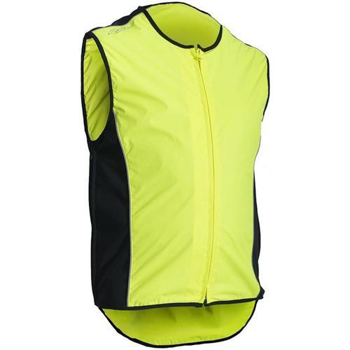 RST Hi-Vis Sicherheitsweste, schwarz-gelb, Größe 60