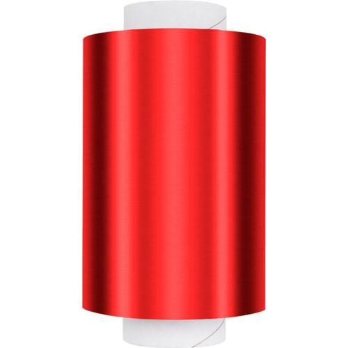 Fripac Alu-Haarfolie Rot 20 My Dispenser Rolle 12 cm x 100 m Alufolie