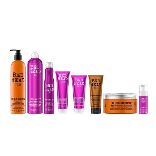 Haarpflege-Produkte: Dumb Blonde Shampoo 400 ml + Conditioner 200 ml
