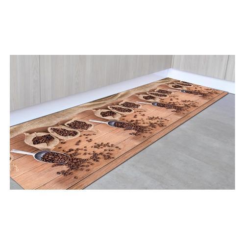 Rutschfester Läufer: Honig / 50 x 400 cm